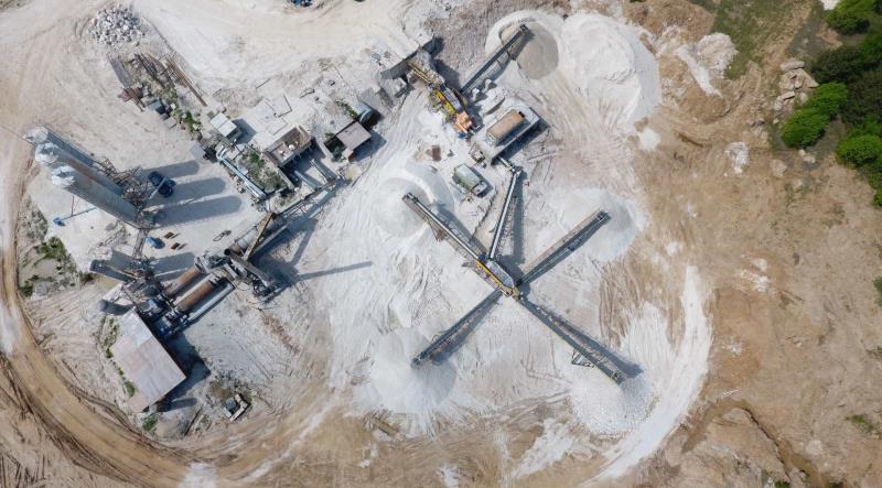Увеличение производства минерального порошка